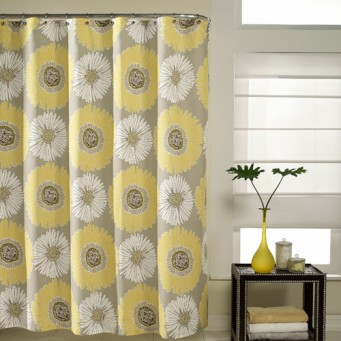 m.style-Bloom-Polyester-and-Cotton-Shower-Curtain