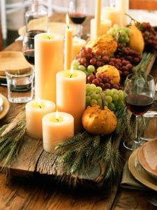 centerpieces country living