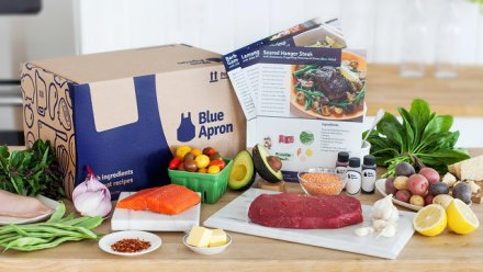 Blue apron cover pic